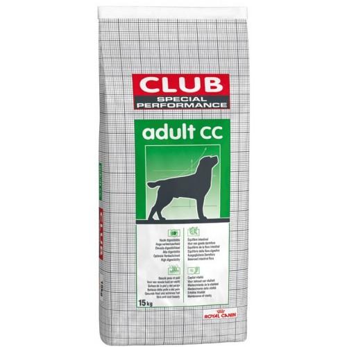 Croquettes chiens Club CC 15kg