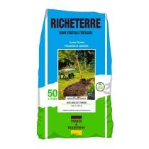 Terre végétale Solabiol 18kg (35L)