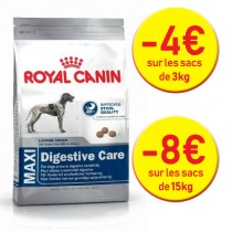 Croquettes chiens Maxi Sensile (Digestive Care)