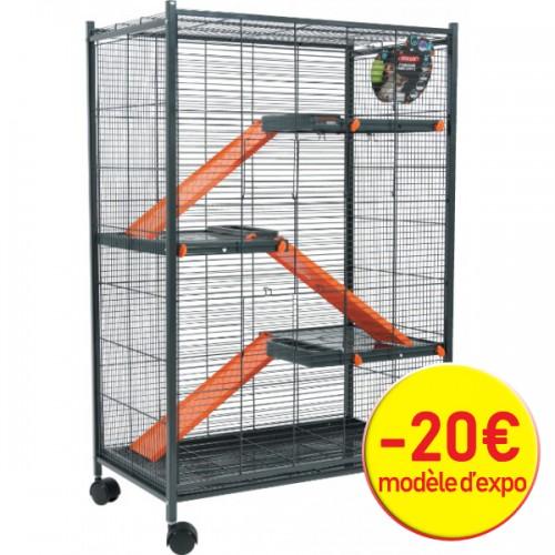 Cage Loft pour rongeurs