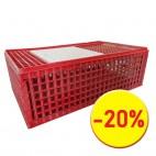 Cage de transport pour volailles