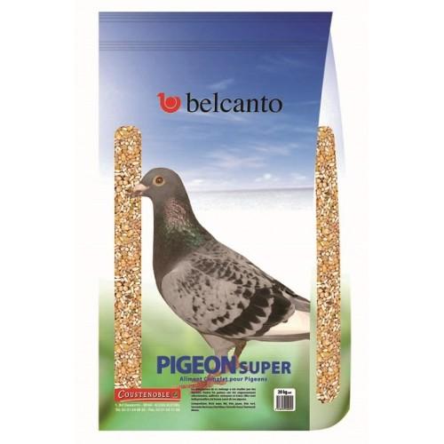 m lange pour pigeons super 20kg la halle aux grains. Black Bedroom Furniture Sets. Home Design Ideas