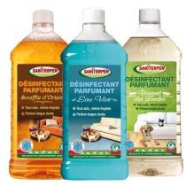 Détergent parfumant Saniterpen