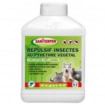Répulsif insectes au pyrèthre végétal