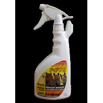 Répulsif mouches pour chevaux