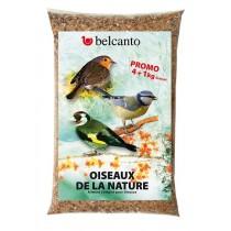 Mélange oiseaux de la nature Belcanto