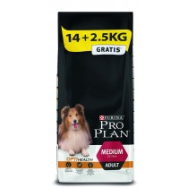 Croquettes chiens ProPlan Medium Adult Opti Balance