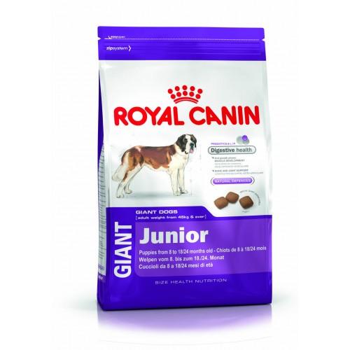 Croquettes royal canin giant junior pour chiots la halle aux grains - Comparatif croquettes chien 60 millions ...