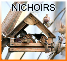 Nichoirs pour oiseaux de la nature Carcassonne